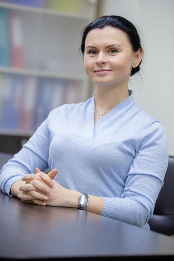 Матвєєва Лариса Вікторівна