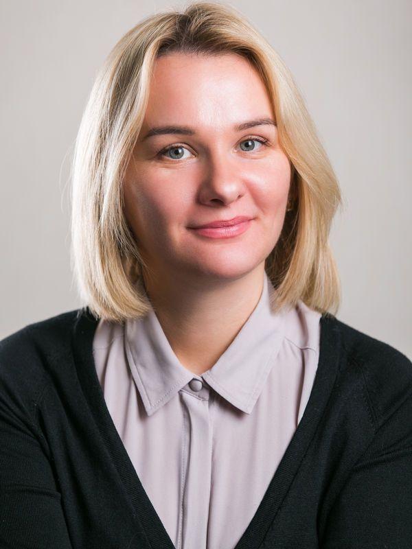 Yaschenko Tatiana Aleksandrovna