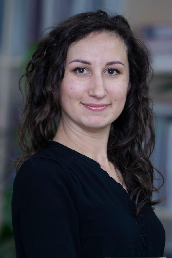 Мирослава Константиновна Юрьева