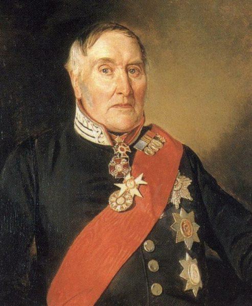 лейб-хирург императорского двора Яков Васильевич Виллие