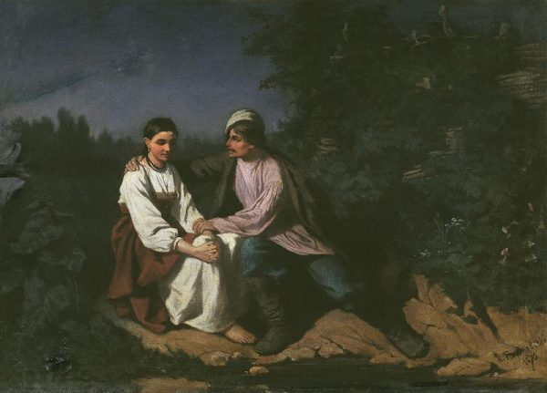 Справи шлюбні сторіччя XVIII