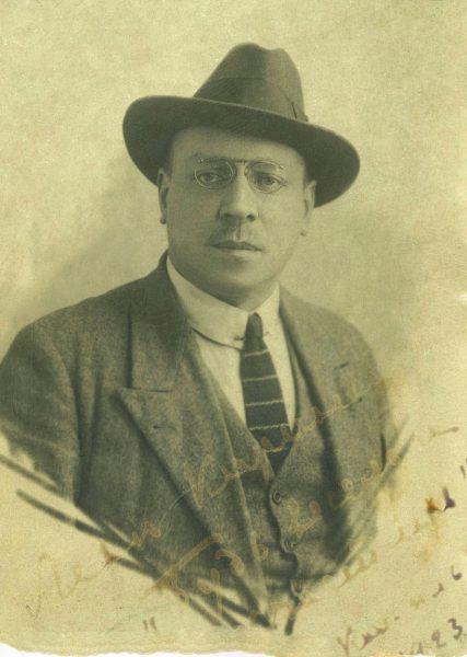 Николай Сергеевич Каринский