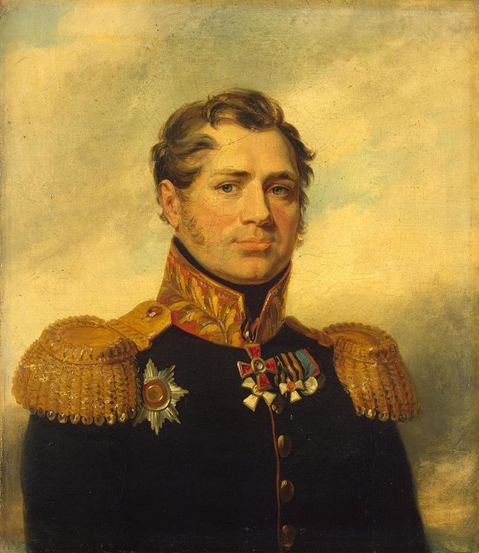 Игнатий Петрович де Росси (1765—1814)