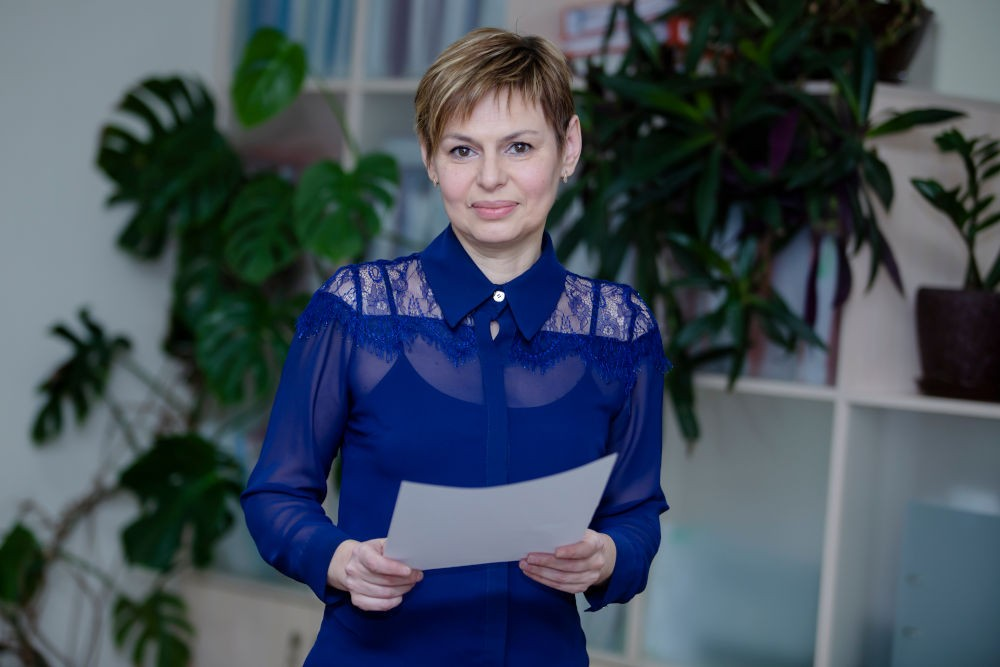 Левчук Оксана Веніамінівна